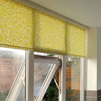 Roller Blinds in Kitchen Windows